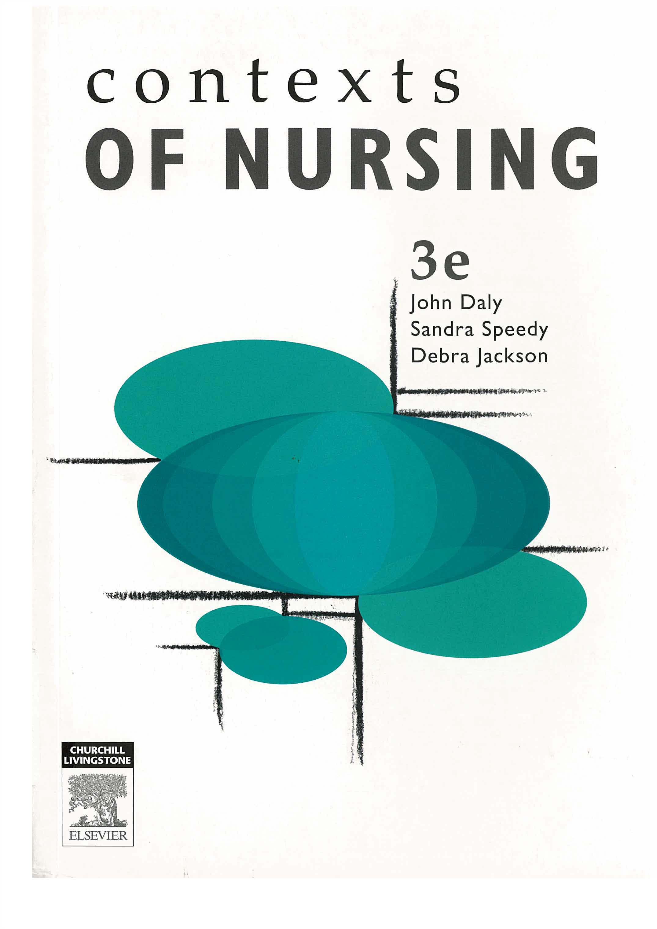 Nursing understanding college and its subjects available