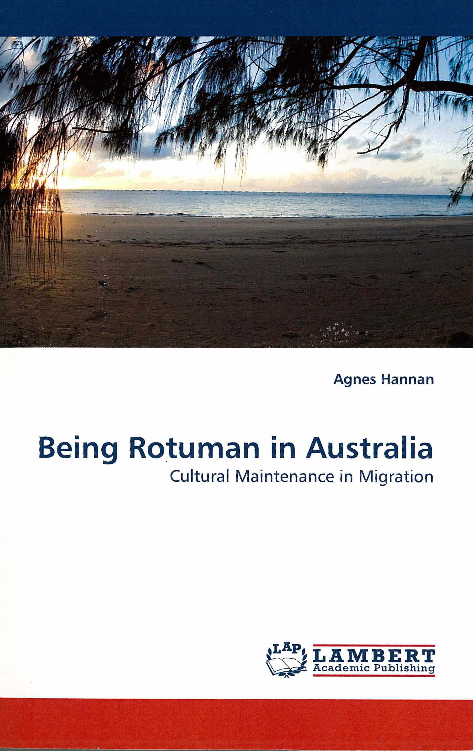 Being Rotuman in Australia: cultural maintenance in migration