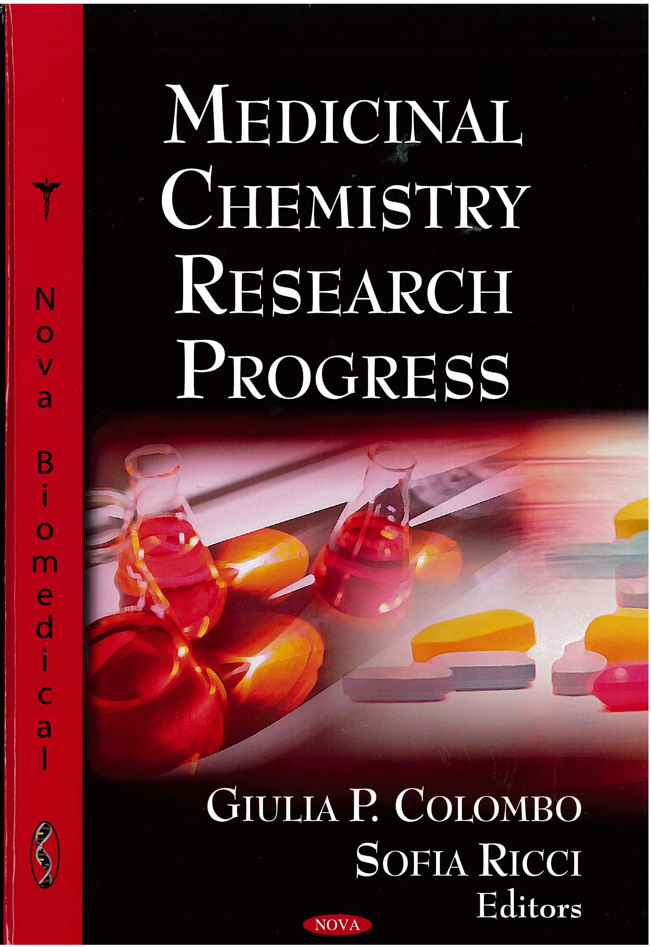 research projects in medicinal chemistry