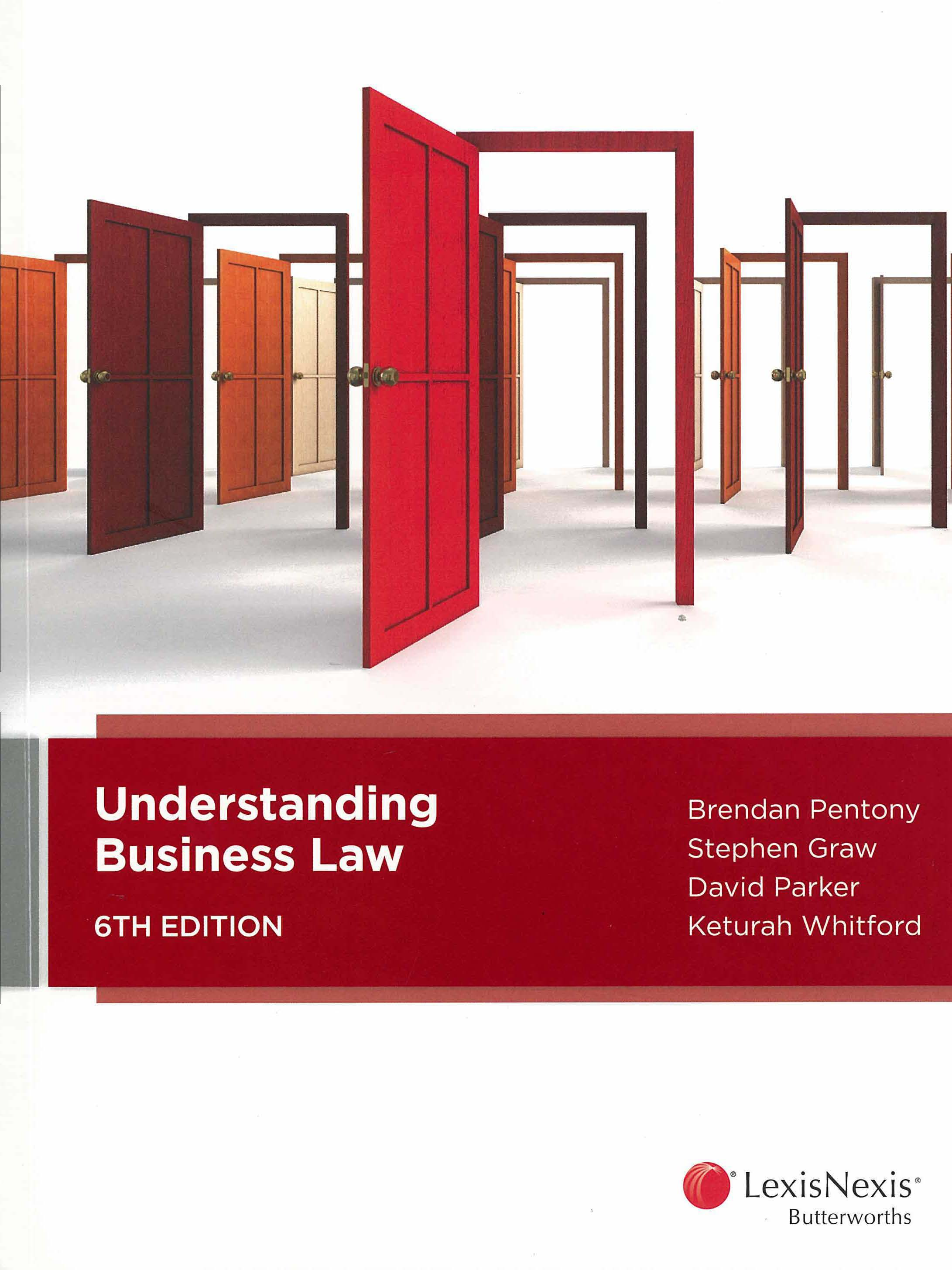Understanding Business Law Researchonline Jcu