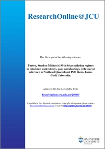 thesis at university of queensland
