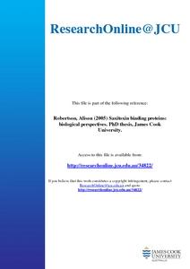 jcu thesis binding