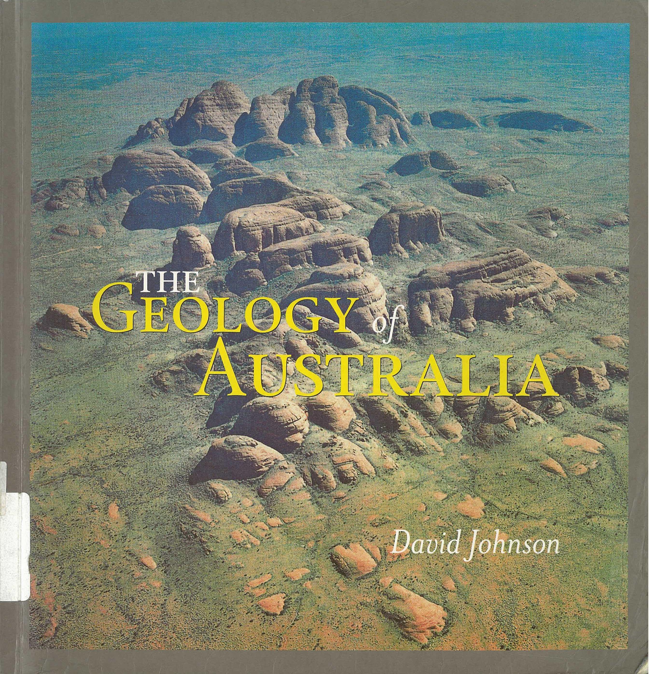 The Geology of Australia