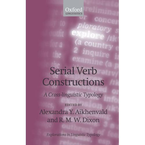 Serial verbs constructions in a typological perspective