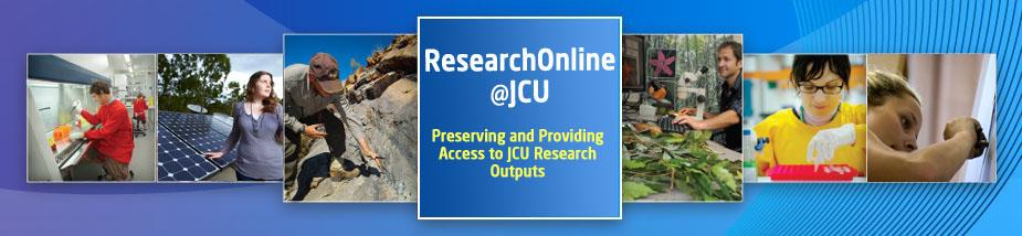 ResearchOnline@JCU banner